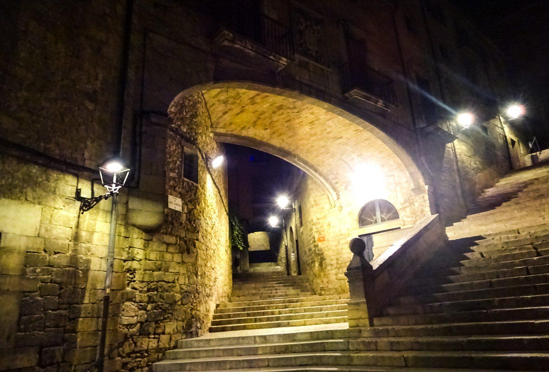 Изгибающиеся лестницы