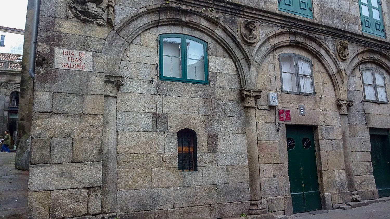 Здания из крупных камней