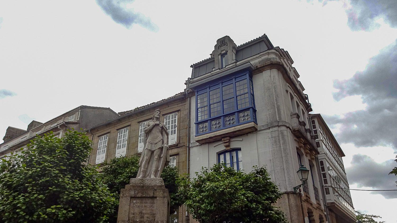 Скульптура Альфонсо II