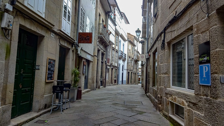 Пустая улица