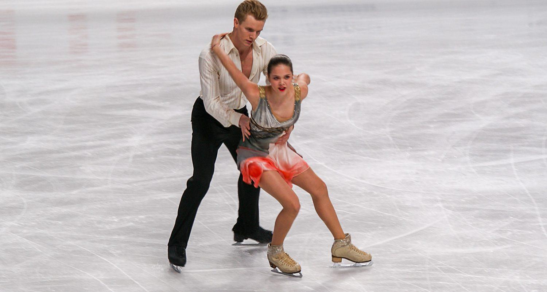 Тамара Жукова и Даниил Карпов. Мм