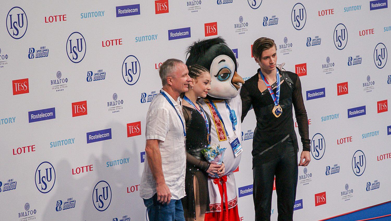 Александр Свинин и его победители