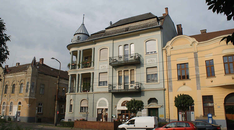 Центр Дебрецена