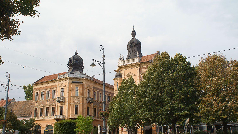 Прекрасная венгерская архитектура