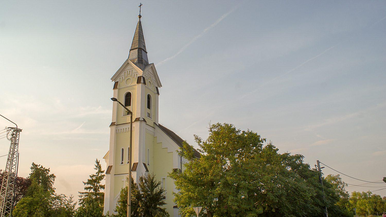 Церковь в Кишуйсалаше