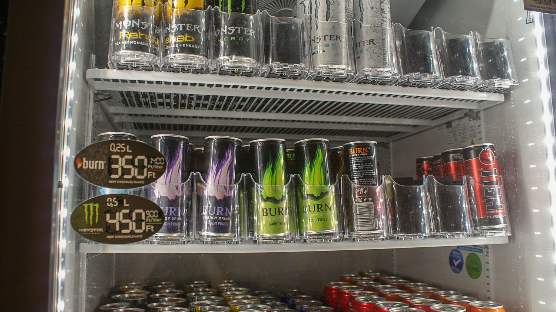 Цены на напитки в термальном комплексе
