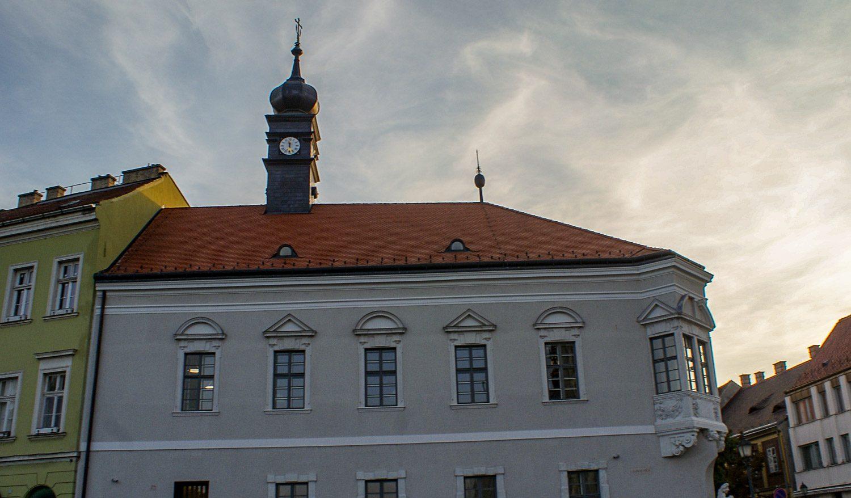 Башенка на крыше