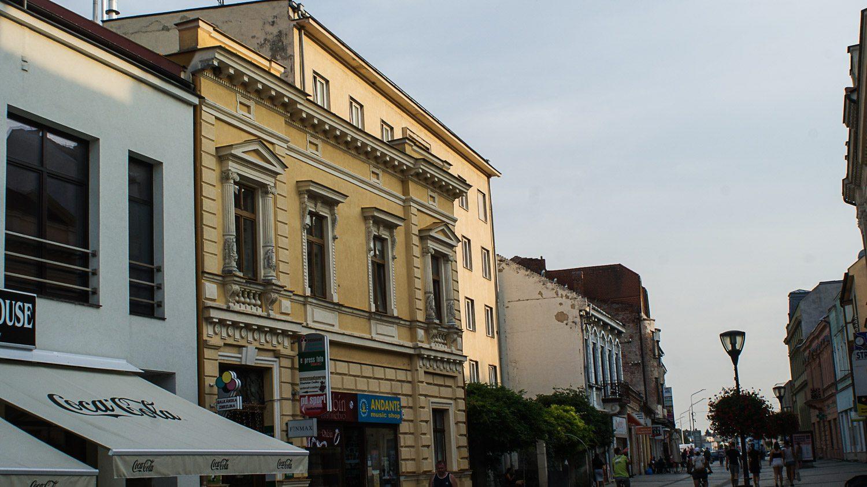 Улица Štefánikova