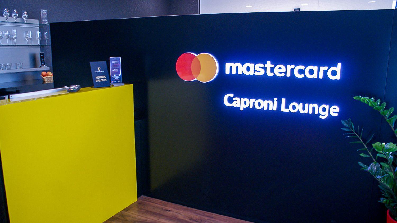 MasteCard Lounge в аэропорту Братиславы
