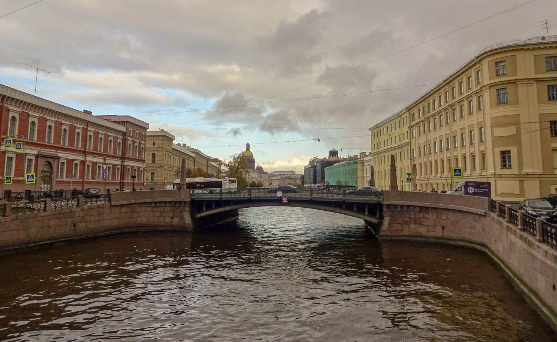 Мосты в Питере заслуживают особого внимания