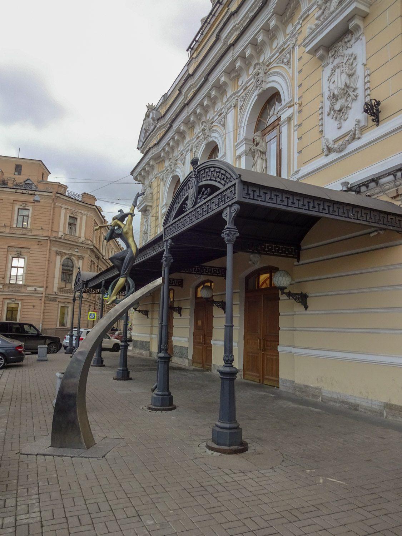 Прекрасная архитектура Санкт-Петербурга