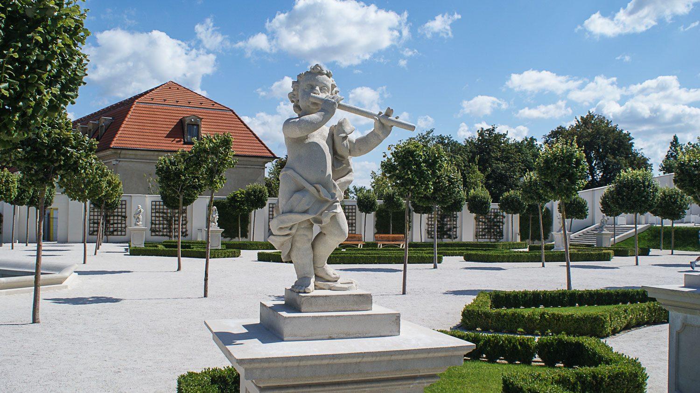 Чудесные статуи