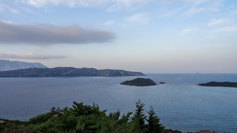 Вид на островок