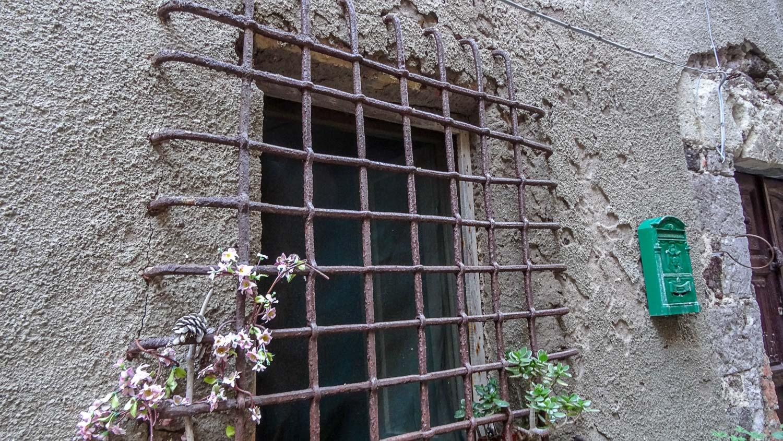 Старинная решетка