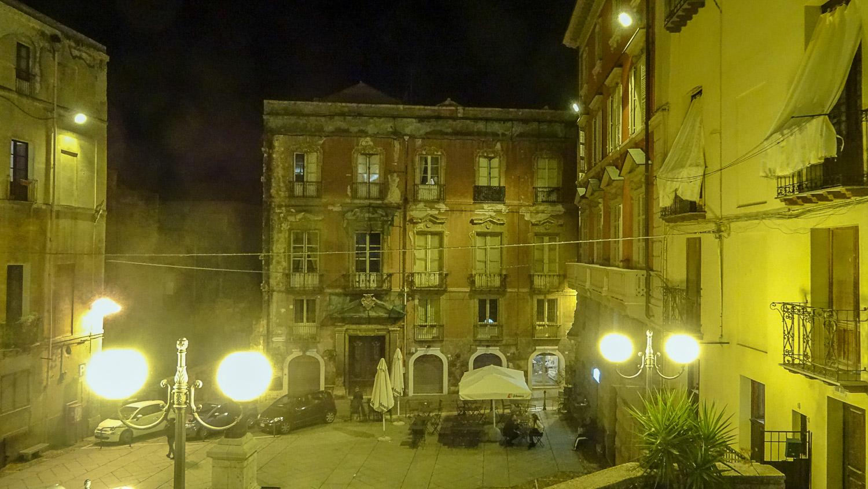 Старые здания