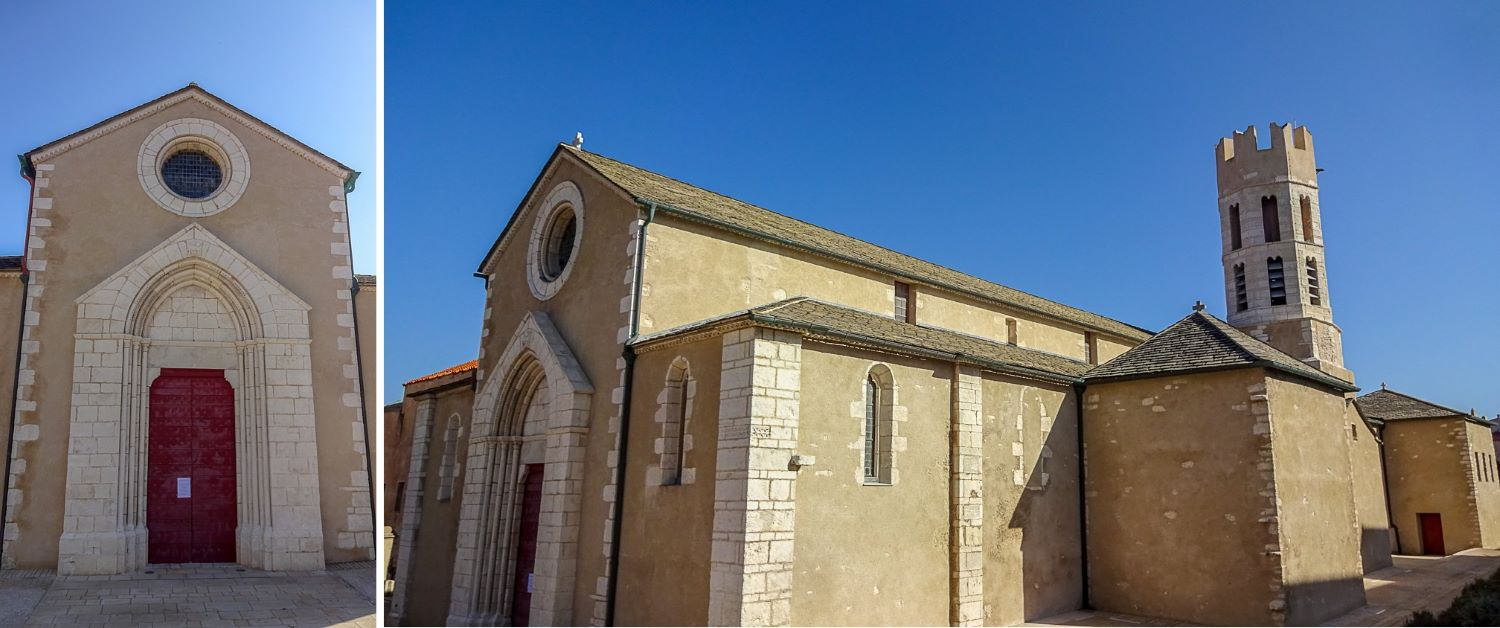 Église Saint-Dominique de Bonifacio