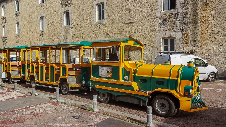 Туристический паровозик