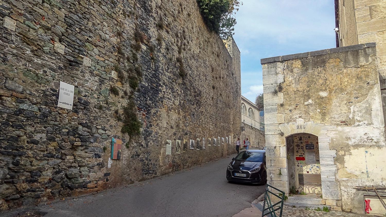 Снова старые стены