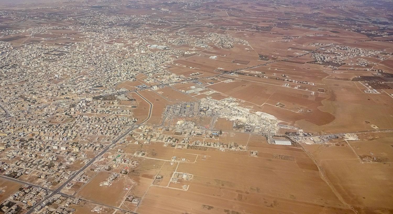 Подлетаем к Амману