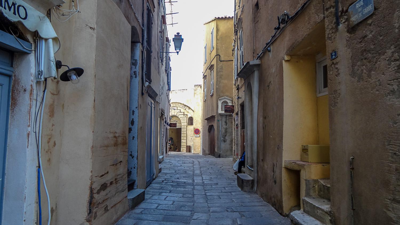 Типичный вид в старом городе