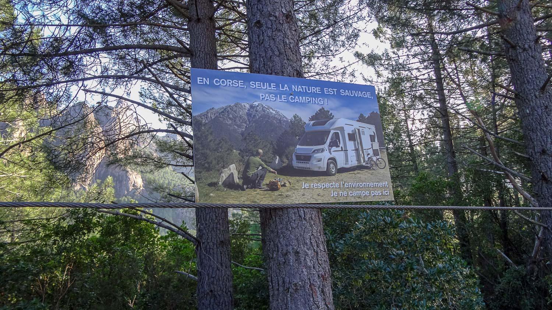 Плакат, призывающий беречь природу