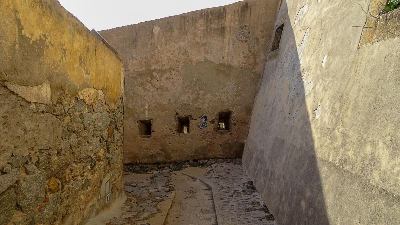Строительство цитадели началось в XIV веке