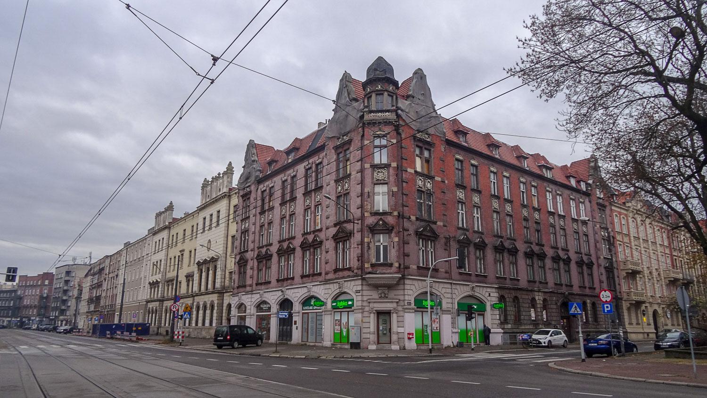 В центре Катовице