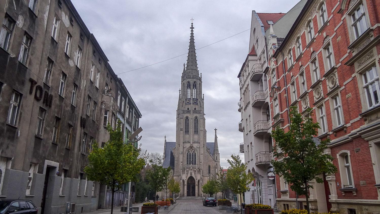 Kościół Rzymskokatolicki p.w. Niepokalanego Poczęcia NMP