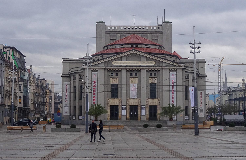 Силезский театр