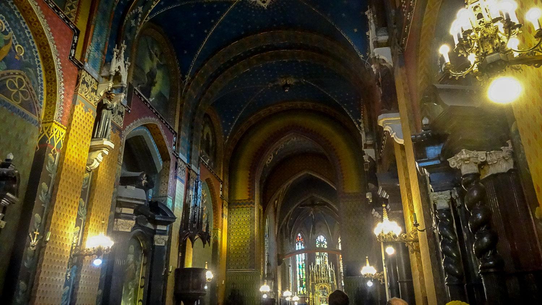 В Францисканском костеле