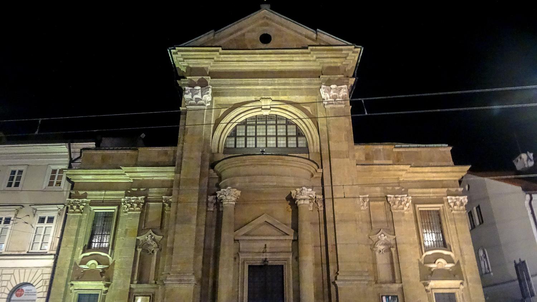Церковь Обращения Святого Павла