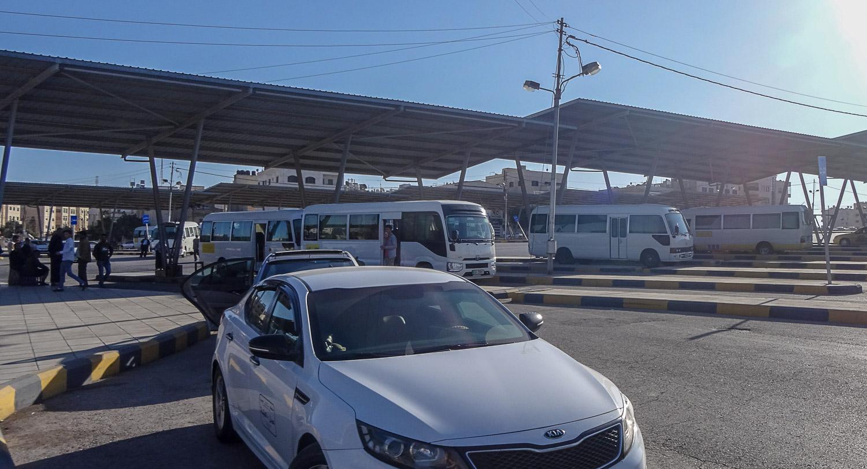 Южный вокзал в Аммане