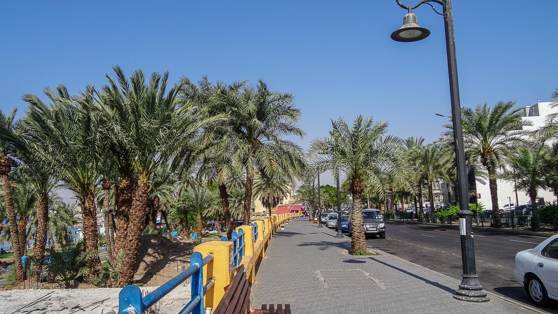Ухоженные тротуары