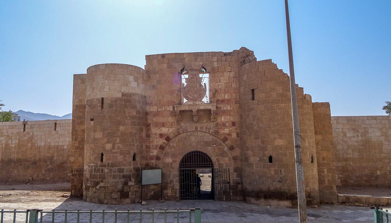 Крепость Акабы