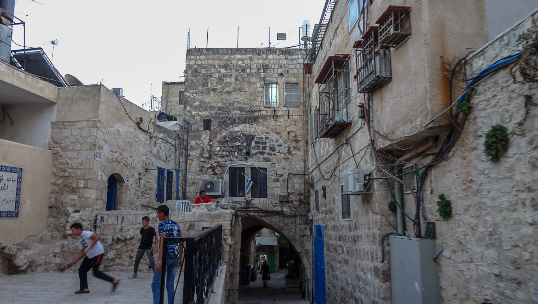 Типичные постройки в Старом городе