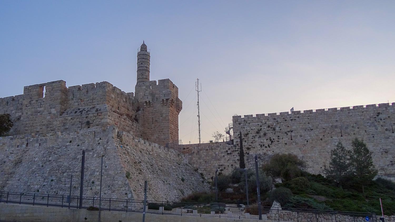 За стеной - Старый Иерусалим