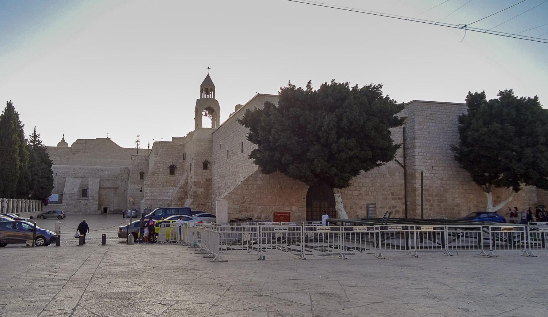 Армянский монастырь Святой Троицы и Базилика Рождества Христова