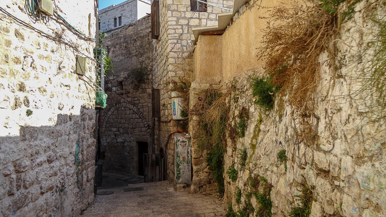 В Еврейском квартале