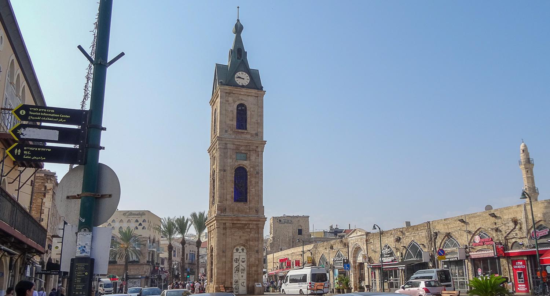 Часовая башня
