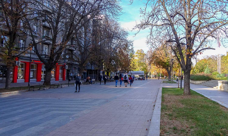 Приятный, тихий, спокойный город