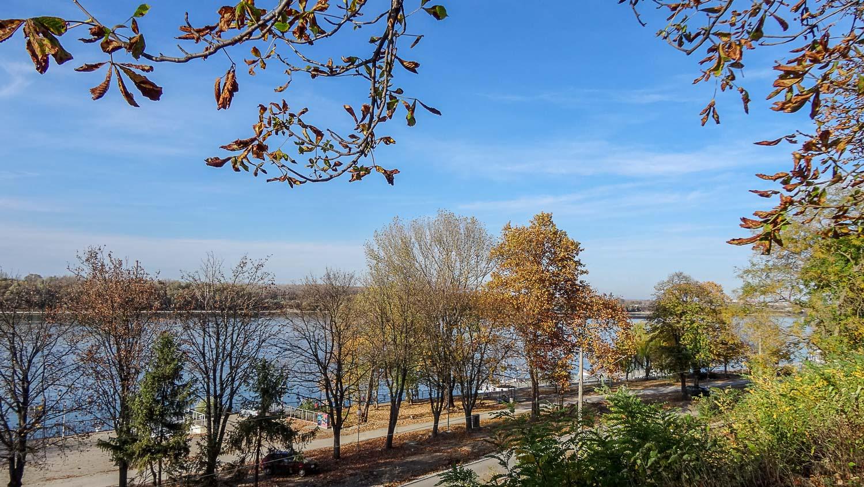 По ту сторону Дуная уже Румыния