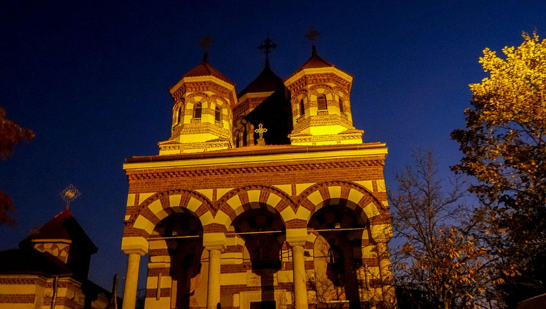 Biserica Sfântul Gheorghe - Plevna