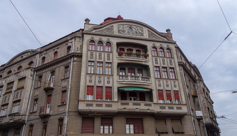 Необычный фасад