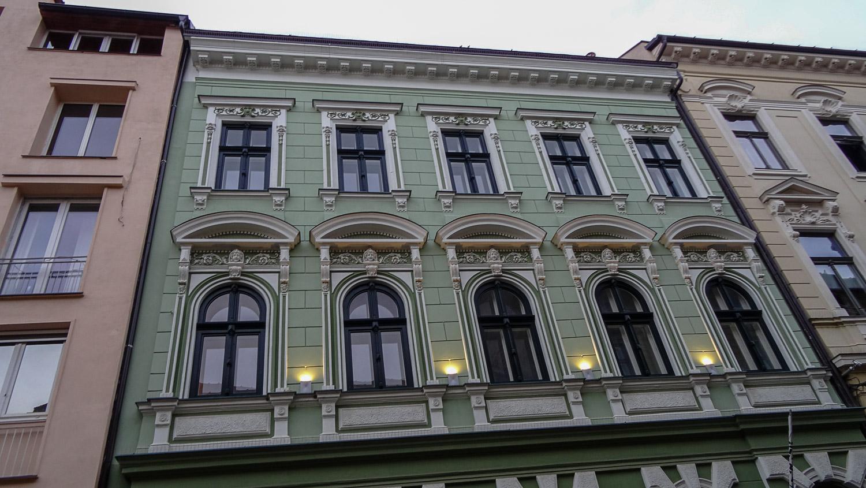 Дом на площади Унирии