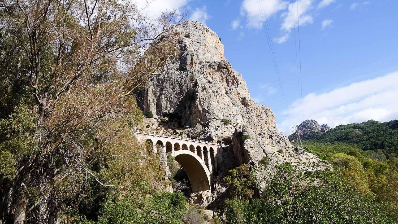 Потрясающий мост