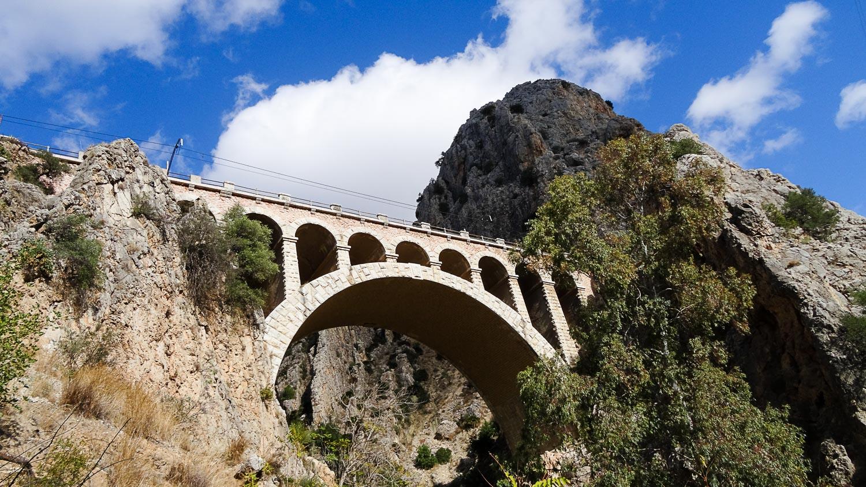 Потрясающий мост!
