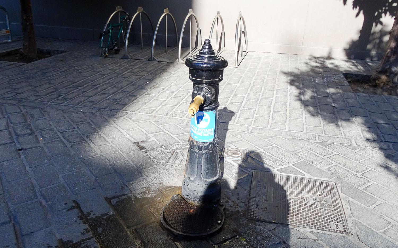 Питьевая вода - особенно актуально в жару