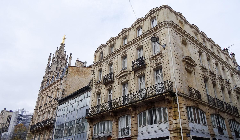 Центр Бордо