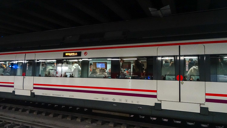 Поезд пришел