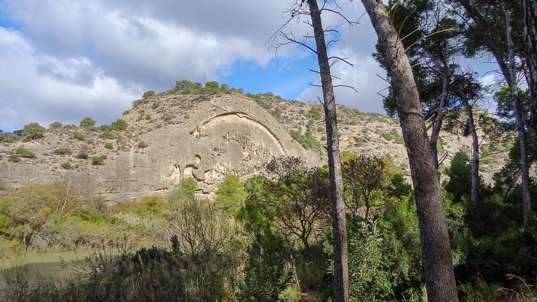 Испанцы называют это место Готической аркой